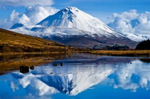Irland im Winter