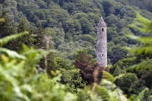 Glendalough Rundturm