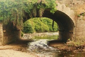 Wunderschöne Brücke